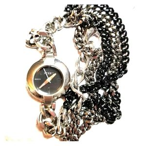 Fossil Chain Bracelet Watch